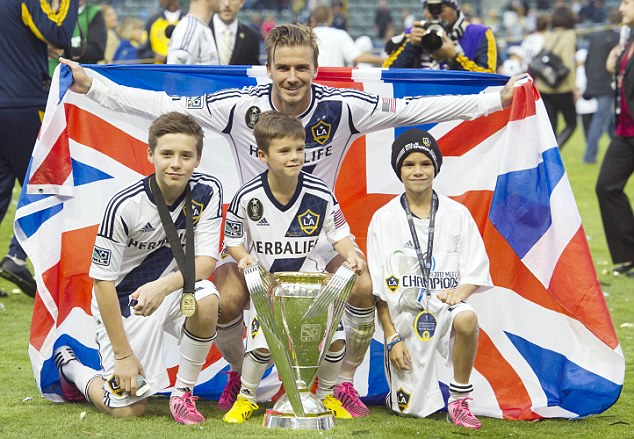 Beckham and His Lineages.