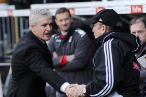 Mark Hughes Becomes Stoke Manager After Tony Pulis' Exit.