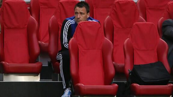 John Terry From the Dugout.
