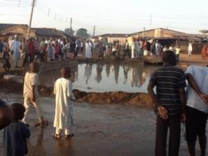 Adamawa flood