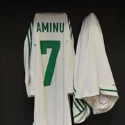 Umar Aminu.