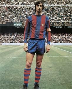 Barca Legend, Johan Cruyff.