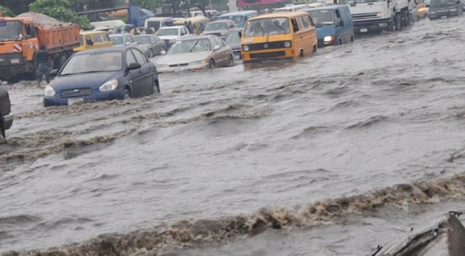 Lagos-Floods