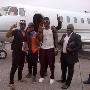 Private-Jet-John-Dumelo-Fally-Ipupa-Adebayor-2-600x600