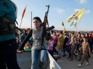 arming rebels