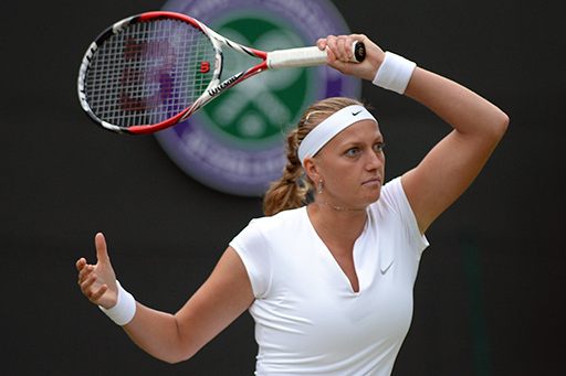 Petra Kvitova Won the Women's Singles in 2011.