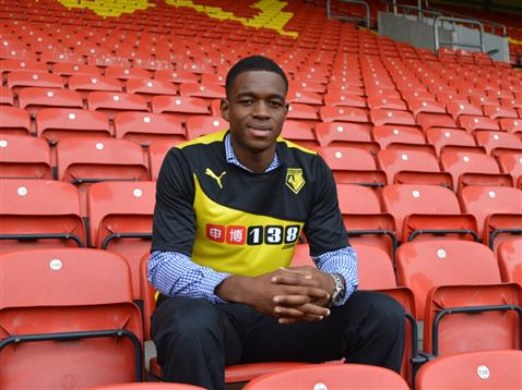 Uche Ikpeazu Joins Watford. The Forward Scored 28 Goals in 28 Appearances For Reading's U-18s Last Season.