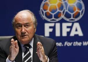 Sepp Blatter Believes the Confederations Cup Was a Success.