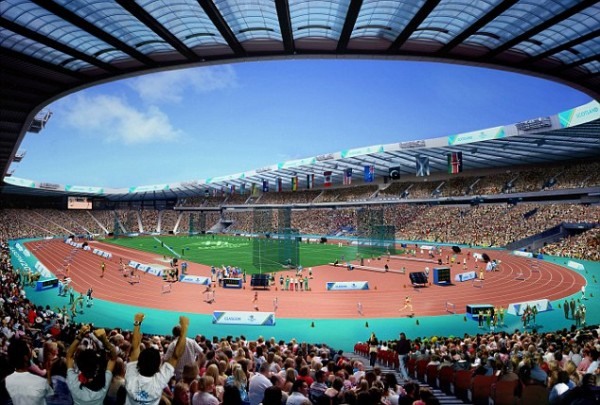 The 2002 Manchester Games.