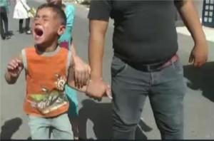 Israel detains 5-yr-old