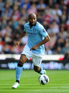 Maicon Leaves Manchester City.