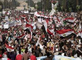 Morsi protest