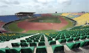 The Teslim Balogun Stadium: Venue For the Tournament.
