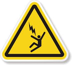 electrocuted