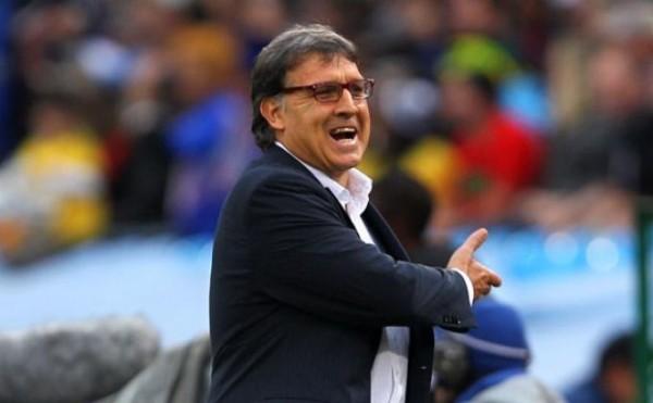 Gerardo 'Tata' Martino. Barcelona's New Manager.