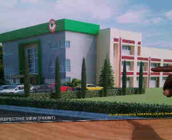 The New NFF Building.