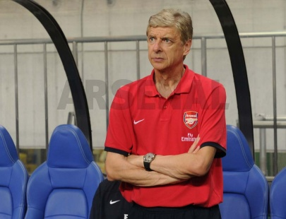 Arsene Wenger Will Hope to Have a Full Squad for the Play-Off Match Against Fenerbahce.