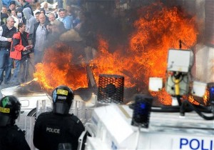 Belfast Clashes