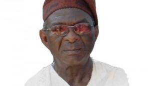 Alhaji Ibrahim Ademola Fashola