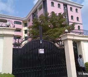 Kalu and His Lagos House 2