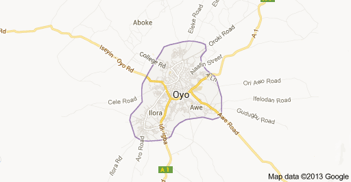 Oyo town