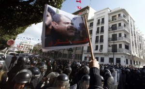 TUNISIA-POLITICS