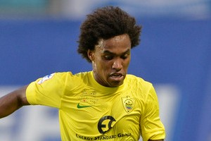 Willian Completed His Tottenham Medical on Tuesday.