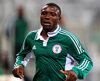 Flying Eagles Striker, Umar Aminu.