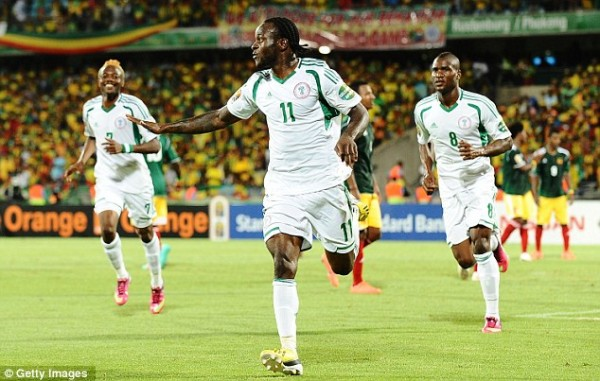 Victor Moses Will have to Play regular Football to Fit Into Coach Stephen Keshi's Plans For the 2014 World Cup.