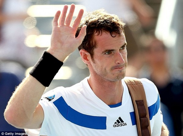 Andy Murray After His Loss to Ernest Gulbis in Montreal.