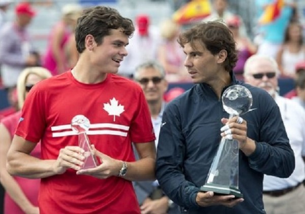 Nadal Wins Montreal Open in Canada.