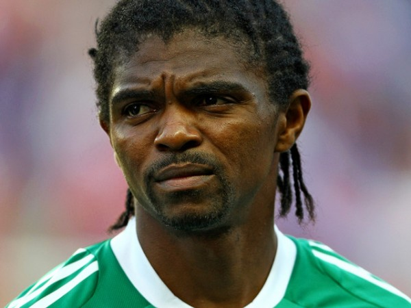 Kanu Nwankwo Envisions Nigeria to Succeed at Next Year's World Cup.