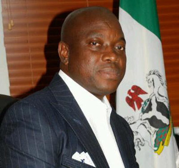 SPECIAL ADVISER TO THE PRESIDENT ON NIGER DELTA AFFAIRS, HON. KINGSLEY KUKU