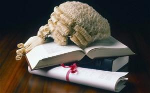 Lawyers-wig