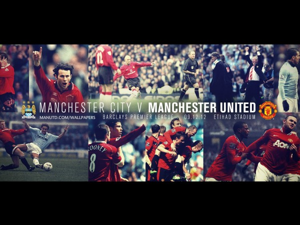 © MUTD 2012 Manchester City vs. Manchester United: It Used to be a Friendly Derby When Both Teams Were Together at Maine Road.