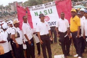 Image result for Universities non-academic staff begin nationwide indefinite strike