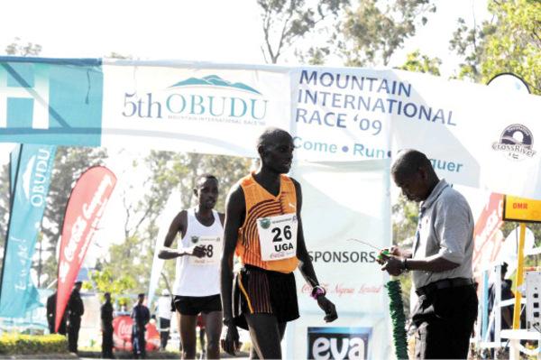 Obudu International Mountain Race.
