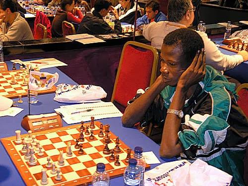 Lagos International Chess Classics.