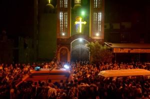 egypt church murder