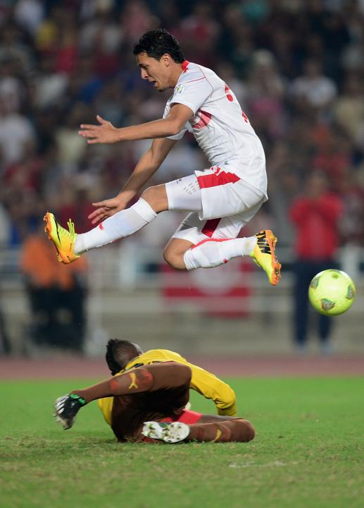 Tunisia Will Be Making Their 17th Appearance at the 2015 Afcon Finals in Equatorial Guinea. Image: Getty.