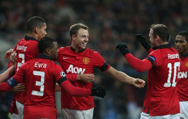 United Reached the Last 16 After Thrashing Leverkusen at the Bay Arena.