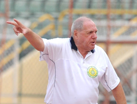 Gombe United Boss, Maurice Cooreman.