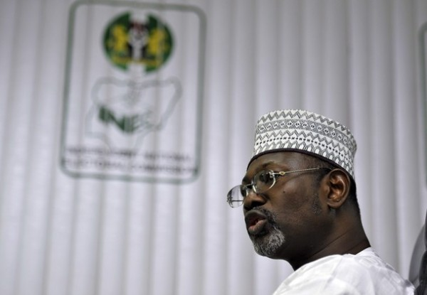 Independent National Electoral Commission (INEC) Chairman Attahiru Jega