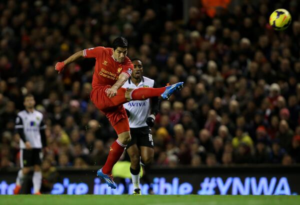 Suarez Wanted to Quit the Reds Last Summer After Arsenal Tabled a Bid of 40m Plus a Pound to Trigger His Release Clause.