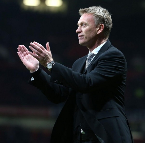 David Moyes Says United Can Win Champions League.