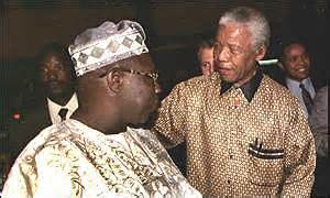 OBJ and Mandela