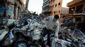 blast Egypt