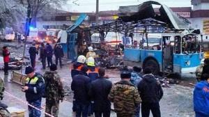 bus blast Russia
