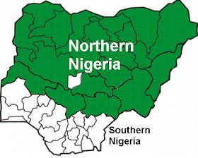 nigeria-north-south