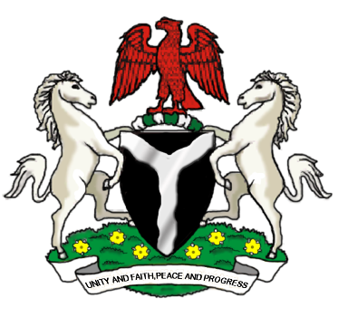 Nigerian Coat of Arm.